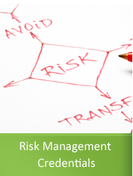 Risk Management Credentials